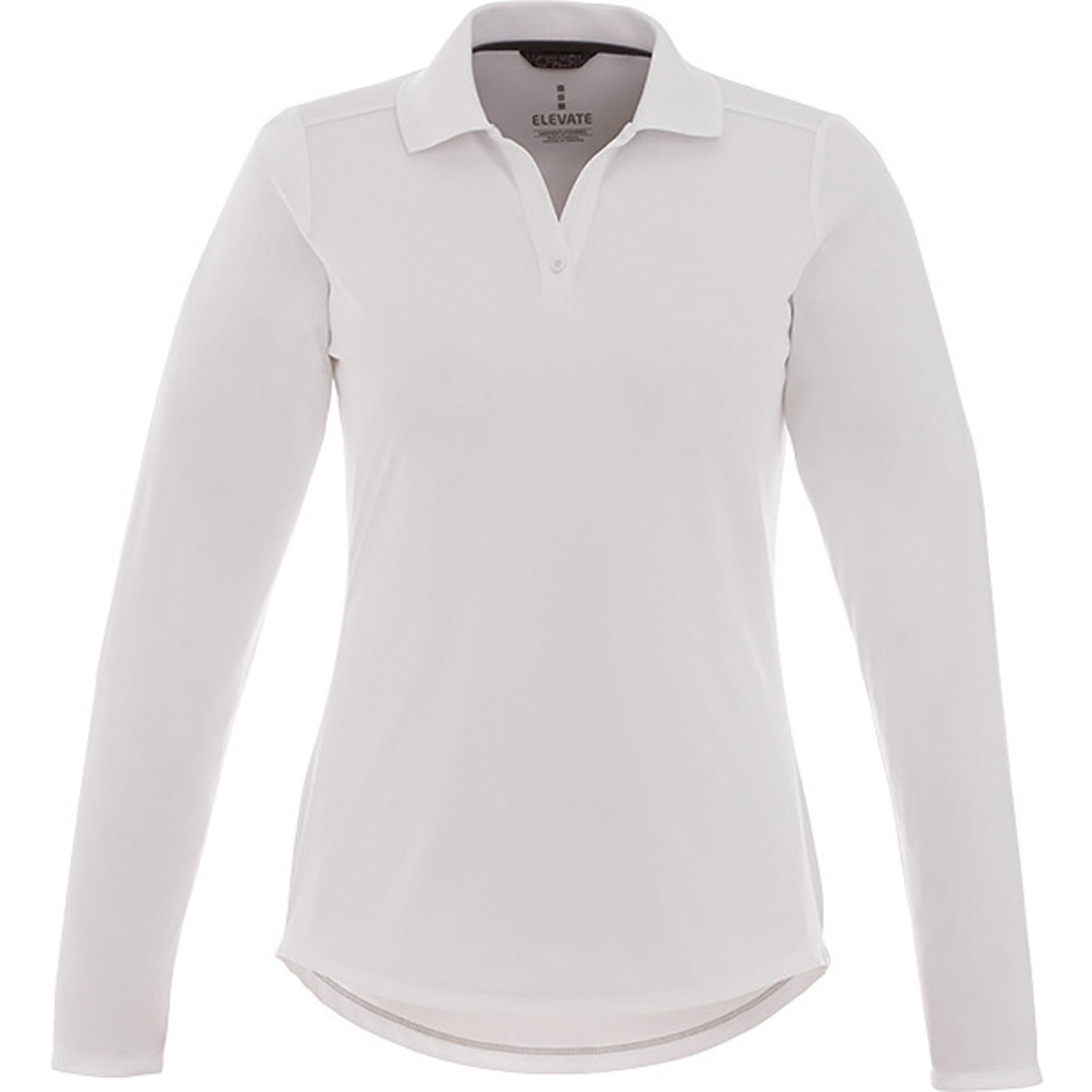 86c547d10 CLICK HERE to Order Women s Mori Long Sleeve Polo Shirt by TRIMARKs Printed  with Your Logo for  29.48 Ea.