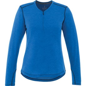Quadra Long Sleeve Top by TRIMARK (Women's)