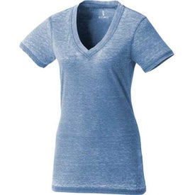 Promotional Burnout Jersey Short Sleeve Tee by TRIMARK