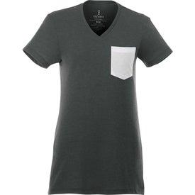 Monroe Short Sleeve Pocket Tee by TRIMARK (Women's)