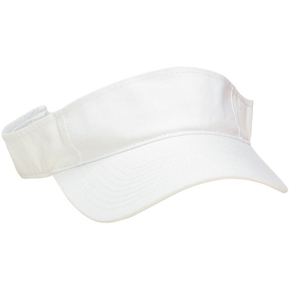 Cotton Chino Visor