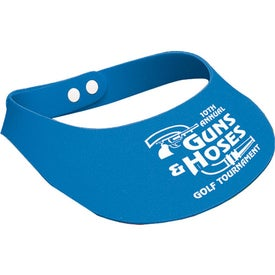 Customized Crushable Foam Visor