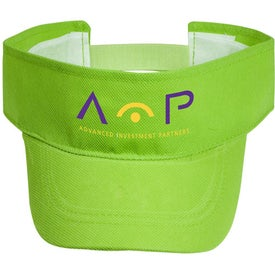Econo Visor Cap for Your Church