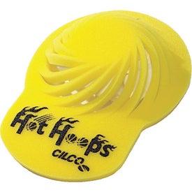 Custom Pop-Up Foam Visor