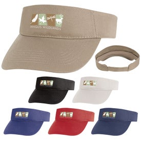 Cotton Sun Visor (Unisex)
