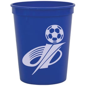 Printed Personalized Stadium Cup