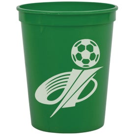 Customized On The Go Stadium Cup