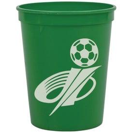 Customized On The Go Stadium Cup