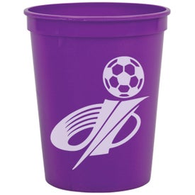 Customized Personalized Stadium Cup