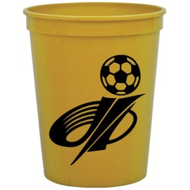 Personalized Stadium Cup (16 Oz.)