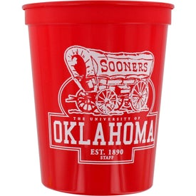 Smooth Stadium Cups for Your Company