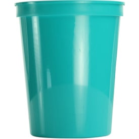 Printed Smooth Stadium Cups