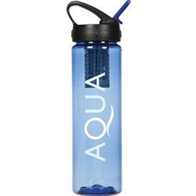 Logo 20 Gallon Filter Bottle