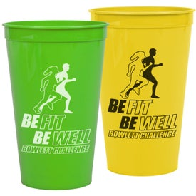 Stadium Cup for Marketing