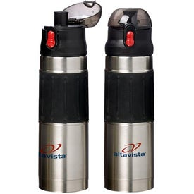 Easy Hold Stainless Steel Water Bottle