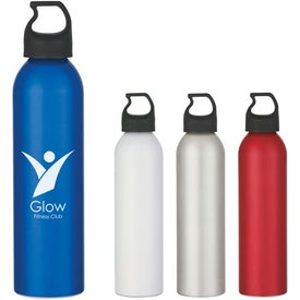Advertising US Aluminum Bottle