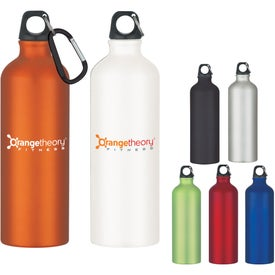 Aluminum Bike Bottle Printed with Your Logo