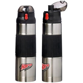 Easy Hold Vacuum Stainless Steel Water Bottle
