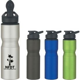 Aluminum Sports Bottle (28 Oz.)