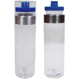 Mirage Top Tritan Water Bottle with Your Slogan