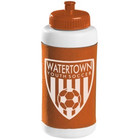 Foam Insulated Bottle with Your Slogan