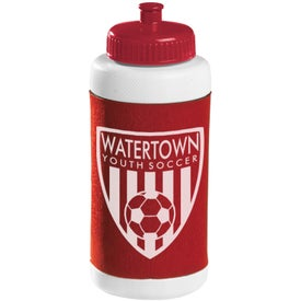 Branded Foam Insulated Bottle