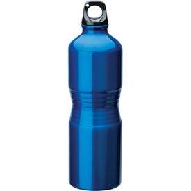 Abramio Aluminum Water Bottle for Your Organization