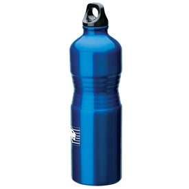 Imprinted Abramio Aluminum Water Bottle