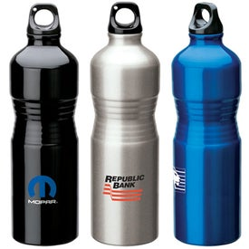 Abramio Aluminum Water Bottle (23 Oz.)