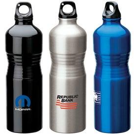 Abramio Aluminum Water Bottle (23 Oz.)