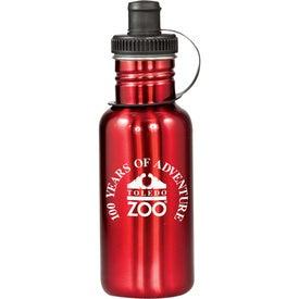 Imprinted Adventure Bottle