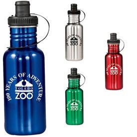 Adventure Bottle for Marketing
