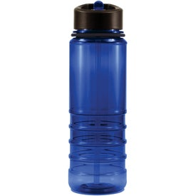 Imprinted Aerial Tritan Bottle