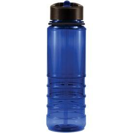 Imprinted Aerial Tritan Bottle