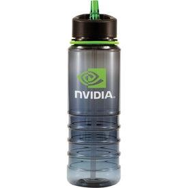 Personalized Aerial Tritan Bottle