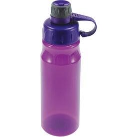 Monogrammed Affusion Bottle