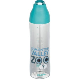 Aladdin One Hand BPA Free Sport Bottle with Your Slogan