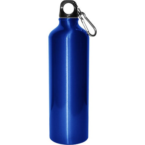 Blue Aluminum Bottle BPA Free