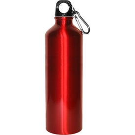 Aluminum Bottle BPA Free with Your Slogan