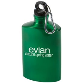 Aluminum Canteen Bottle with Your Slogan