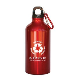 Aluminum Bottle for Marketing