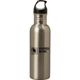 Logo Aluminum Bottle