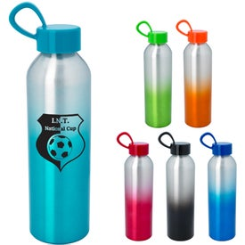 Aluminum Chroma Bottle (21 Oz.)