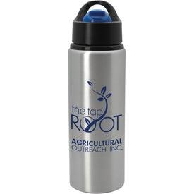 Personalized Aluminum Pallina Bottle