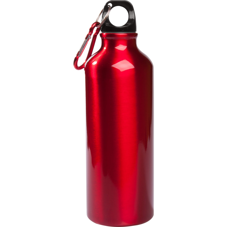 Logo aluminum water bottle for Custom bottled water bottles