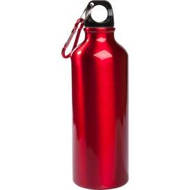 Logo Aluminum Water Bottle