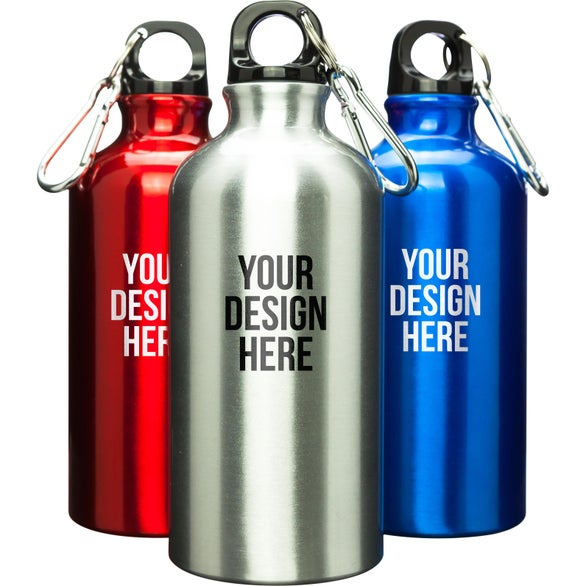 Aluminum Water Bottle 17 Oz
