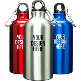 Aluminum Water Bottles (17 Oz.)