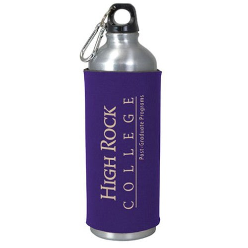 Aluminum Sport Bottle with Sleeve