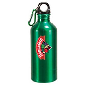 Aluminum Trek II Bottle with Your Slogan